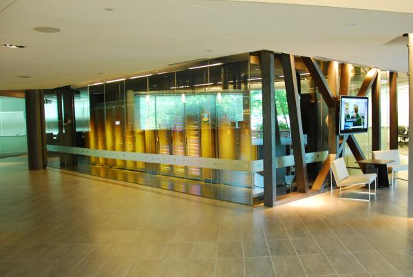 Microsoft Emerson Data Center