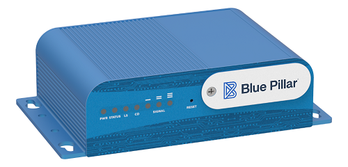 BluePillar_hardware_mockup