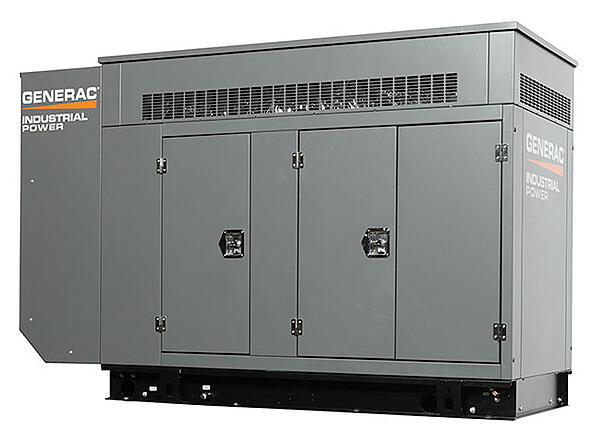 Generac Industrial Power Gaseous Genset 150kW