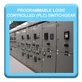 Programmable Logic Controlled PLC Switchgear