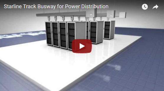 Starline track busway for power distribution