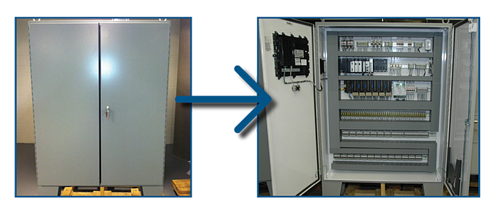 Catcher UPS Load Control Panels (CULCP)