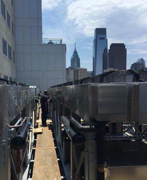 On-site HVAC Service