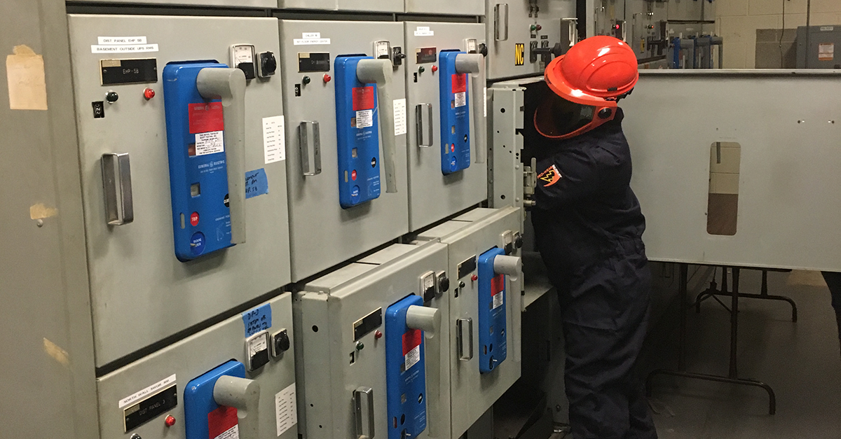 Power Systems Maintenance