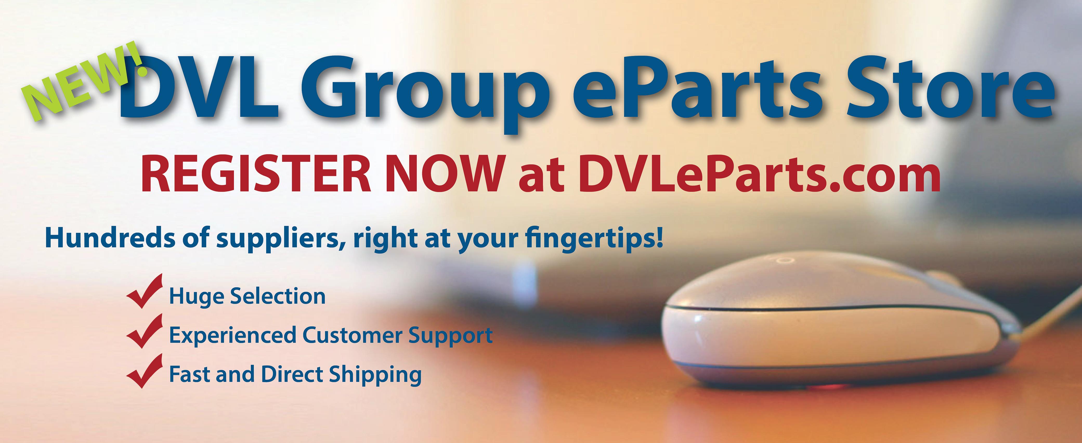 DVL Group eParts Store