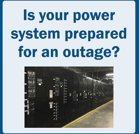 is your data center prepared for a power outage