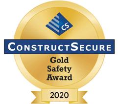 gold safety award