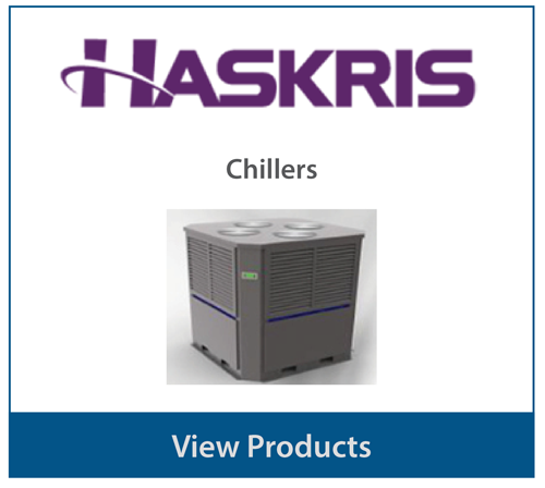 Haskris products including chillers