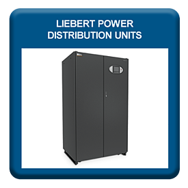 Liebert Power Distribution Units vertiv