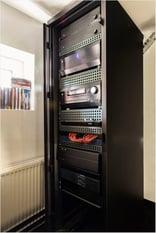 network closet designs