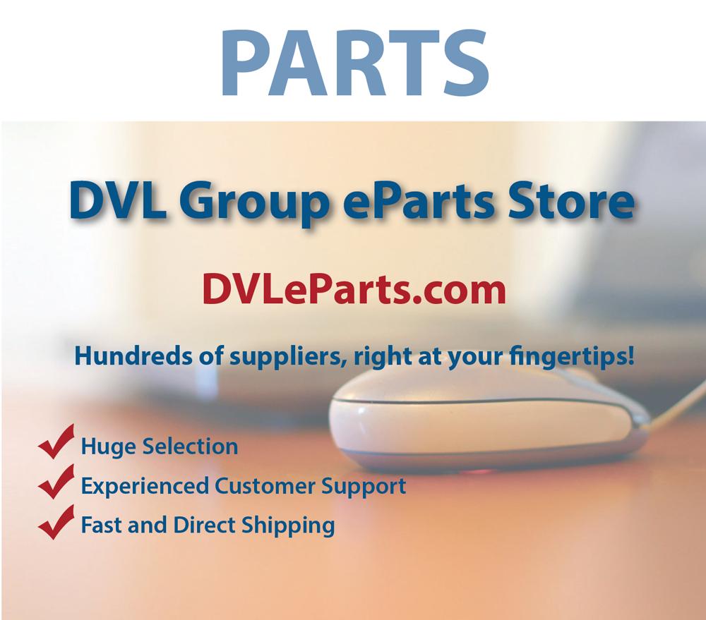DVL Group eParts Online Store
