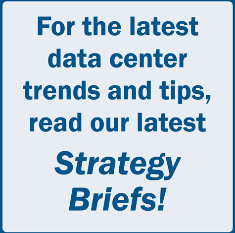 data center trends and tips in strategy briefs