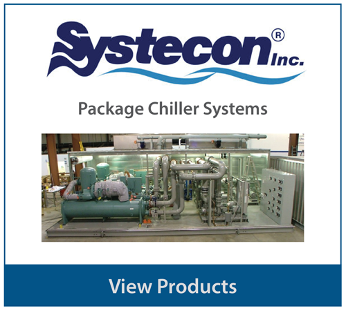 Systecon products including Package Chiller systems