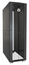Vertiv Liebert VR rack for a network closet