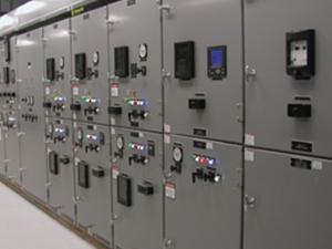 SWITCHGEAR PLC controls from DVL