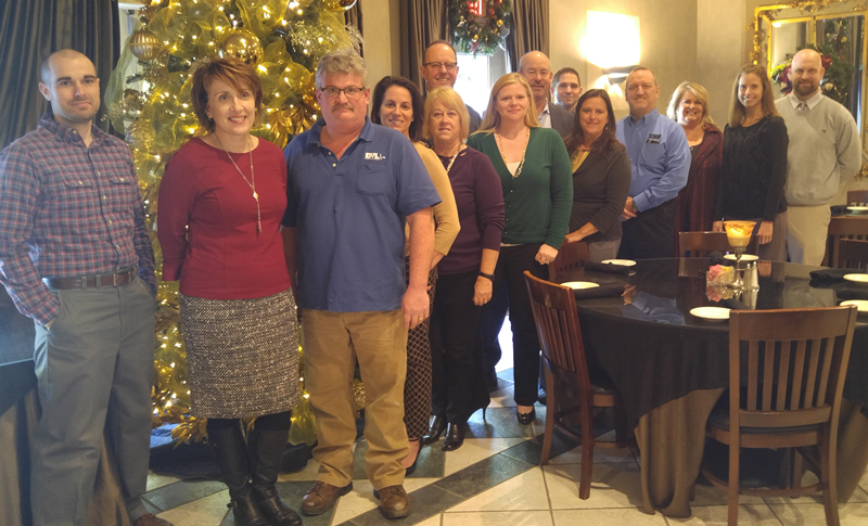 DVL's Harrisburg office celebrates a great year